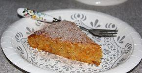 Almás - sütőtökös kevert süti