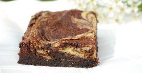 Mascarponés brownie