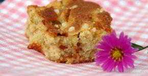 őszi almás sütemény