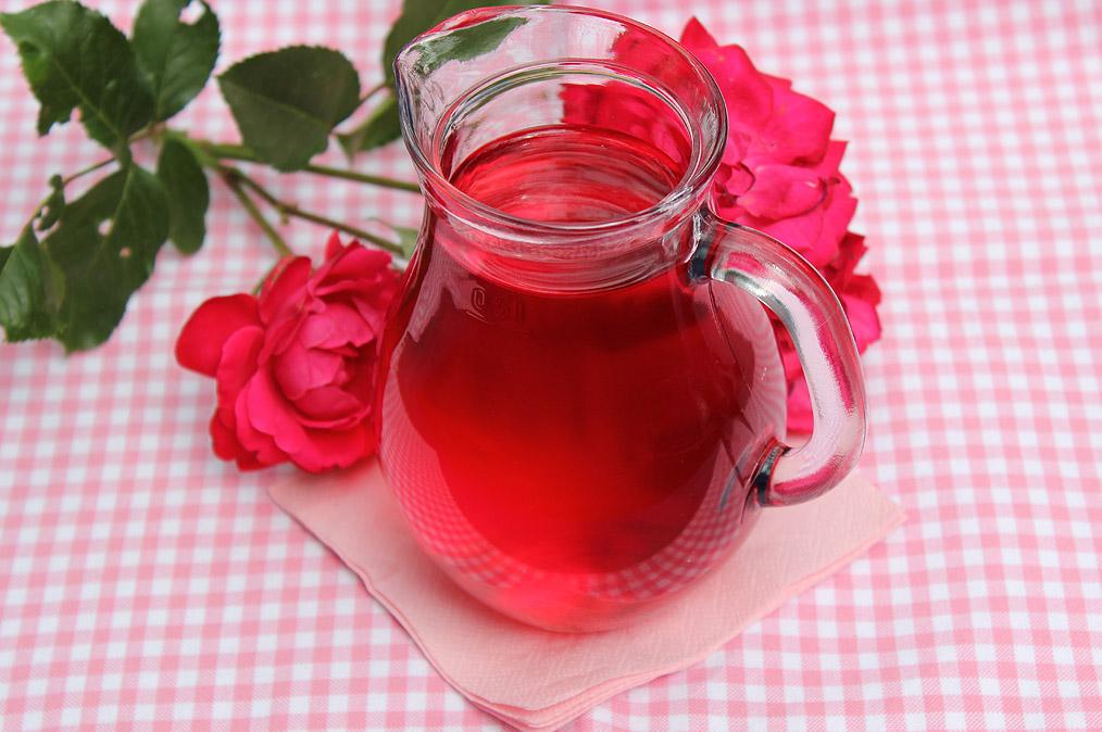 Rózsalé házilag