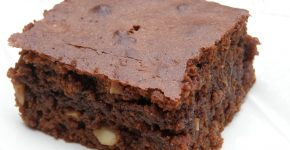 Triplacsokis brownie